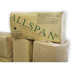 Ekologické stelivo Allspan 24kg