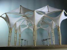 cubiertas ligeras arquitectura - Buscar con Google