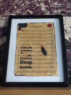 Paul Weller You do something to me song lyrics by Inmyheartdesigns, £9.99 https://www.etsy.com/uk/people/newfromtheheart?ref=si_pr