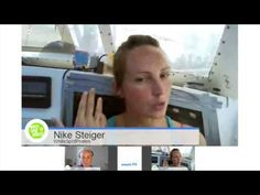 Der 1. Mensa-Übersee-Talk mit Seglerin Nike Steiger vor Solo-Segeltour in Panama - Die komplette Session: http://www.ununi.tv/node/218