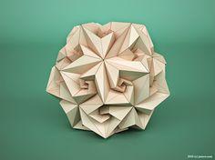 Structures tridimensionnelles