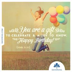 Best Birthday Quotes : QUOTATION – Image : As the quote says – Description You are a Gift to Celebrate – Best Birthday Quotes, Birthday Posts, Birthday Images, Humor Birthday, Birthday Pictures, Happy Birthday Beautiful, Very Happy Birthday, Birthday Love, Birthday Board