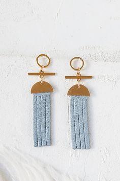Adela Earrings by Shlomit Ofir Designs. Spring\Summer 2018
