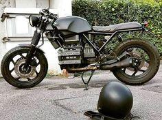 BMW K75 #caferacer #caferacerculture #caferacergirls #style #ride #ridewithstyle #yamaha #bmw #honda #triumph #kawasaki #norton #brat #harleydavidson #bobbersnchoppers #bobber #enfield #scrambler #boxer #ducati