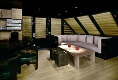 codecasa 'main' yacht for giorgio armani interior | exotic and, Innenarchitektur ideen