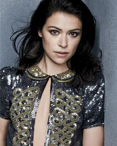 Orphan Black' star Tatiana Maslany looks lovely in white on the November 2016 cover of FASHION Magazine. Photographed by Chris Nicholls, the actress wears a… Orphan Black, Canadian Actresses, Actors & Actresses, Chris Nicholls, Tatiana Maslany, Tony Goldwyn, Perfect People, Beauty Magazine, Black Star