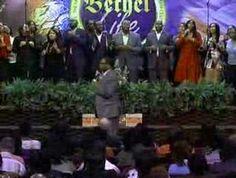 Hezekiah Walker @ Bishop Bloomer's Church - Grateful