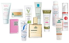 Beauty from the French Pharmacies- the products keeping those French girls so pretty! All avail. here too.