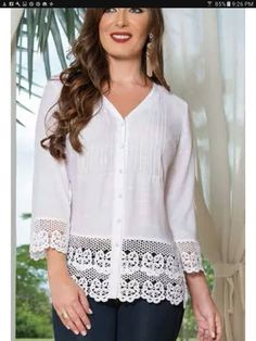 Lace Top Dress, Blouse And Skirt, Blouse Dress, Blouse Styles, Blouse Designs, Hijab Fashion, Fashion Outfits, Womens Fashion, Fashion Prints