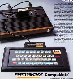 Atari VCS Spectravideo Compumate Ad. ||| SQLPHP.COM Software Development Denmark - special SEO Technologie Strategy Programming Development - 20+ years business software development - PHP MySQL Database Experts - sqlphp.com - sqlphp.dk - sqlphp.de - sqlphp.at - sqlphp.ch