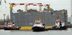 Seehafen Wismar: Die Zugpferde der Ostsee