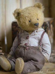 Oksana Matviienko - Artist Bears and Handmade Bears