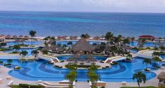 Moon Palace, Cancun