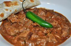 My Cocina, My Kitchen: Carne Guisada  This is delicious!  I used 3 serranos to add more spice.  So good! - smd