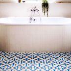 mosaico hidraulico cuarto de bano 1