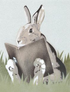Nicole Tattersall (Yes, rabbits can read)