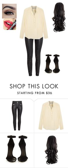 """""""Untitled #820"""" by vireheart ❤ liked on Polyvore featuring STELLA McCARTNEY, Isabel Marant, Fiebiger, women's clothing, women, female, woman, misses and juniors"""