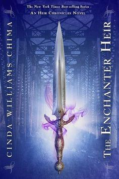 The Enchanted Heir by Cinda Williams Chima (YA series)