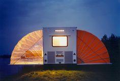 Dies scheint vielleicht wie ein normales Wohnmobil! Bis er einen Hebel umlegt & etwas unglaublich Cooles passiert! - DIY Bastelideen