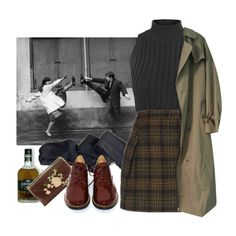 """""""together"""" by paper-freckles ❤ liked on Polyvore featuring PS from Aero, HOBO, WearAll, GANT, Burberry and MM6 Maison Margiela"""