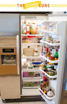 The Kitchn Cure Day 3: Clean and Organize the Refrigerator