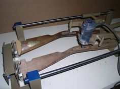 Wood CARVING DUPLICATOR Router based- Duplicate Copy Furniture