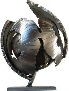 Guillaume Roche, Art, Sculpture, Inox, Stainless Steel, 25 cm