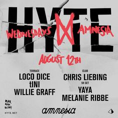 HYTE Ibiza announce Free Pre-Party this week at Tantra