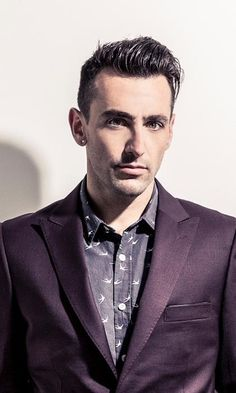 """JACOB HOGGARD, 29: The Hedley lead singer from Alberton, B.C. says turning 30 this summer means """"nobody can stop me from ruining my dinner w..."""