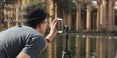 GripTight Camera Mount for iPhone and Android