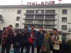 With awesome people in the amazing trip   #malang #mt.bromo #adventure