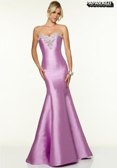 Wedding Dresses, Bridesmaid Dresses, Prom Dresses and Bridal Dresses Mori Lee Paparazzi - Style 97019 - Mori Lee Paparazzi, Spring Strapless sweetheart Larissa Satin mermaid gown with zipper back. Formal Evening Dresses, Evening Gowns, Strapless Dress Formal, Formal Prom, Formal Wear, Mermaid Evening Gown, Mermaid Prom Dresses, Champagne Cocktail Dress, Celebrity Inspired Dresses