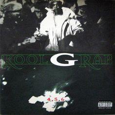 Kool G Rap - 4, 5, 6 Vinyl Record Store, Vinyl Records, Kool G Rap, Album Covers, Techno, Hip Hop, Movie Posters, Film Poster, Hiphop