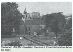 St Mary Magdalen Bermondsey c1930s from London remembers website