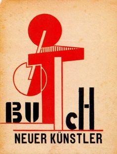 Moholy-Nagy (Laszlo Moholy-Nagy) Buch Neuer Küsstler, 1922 Laszlo Moholy Nagy, Bauhaus Art, Book And Magazine, Book Illustration, Typography, Graphic Design, History, Reading, Books