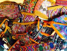 Recycled hupil bags