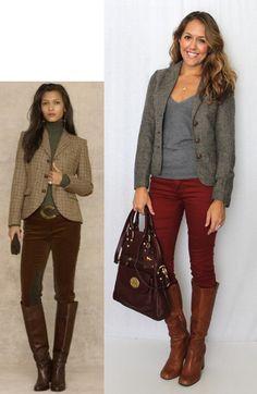 J's Everyday Fashion: Today's Everyday Fashion: Tweed