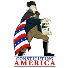 """For This Patriotic Month – An Essay to Read With Your Kids from Constituting America National Youth Director & """"Our Constitution Rocks Author"""" Juliette Turner: Independence Day, Let the Bells Ring Out! Jefferson Davis, Thomas Jefferson, Memorial Day Message, Janine Turner, Gettysburg Battlefield, Essayist, Compare And Contrast, Old Glory, Political Science"""