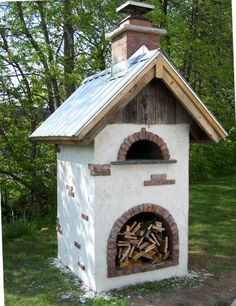 Bake oven by Dale Demary