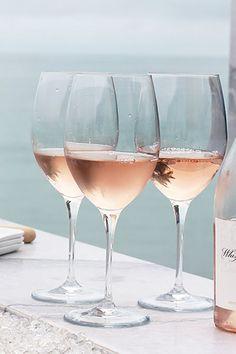 rose coloured drinks