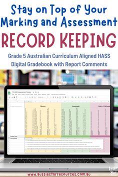 Parent Teacher Interviews, Report Comments, Unit Plan, Australian Curriculum, Parents As Teachers, Social Science, Economics, Assessment, How To Remove
