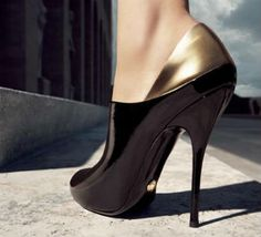 I would die if I wore them, but they are so bonitos :)