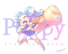 Star Guardian Poppy by Nestkeeper on DeviantArt