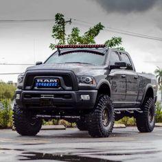 Designed to be defiant. Lowered Trucks, Jacked Up Trucks, Ram Trucks, Dodge Trucks, Diesel Trucks, Cool Trucks, Pickup Trucks, Dodge Ram Lifted, Dodge Ram Diesel