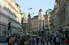 Graben, Vienna, Austria