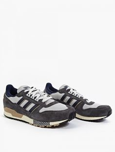 Adidas Originals - Grey Kirkdale Spezial Sneakers