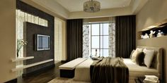 """""""Bedroom interior is a vast subject. It involves proper designing of the room according to your requirements."""""""