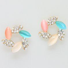 Chloe Earrings on Emma Stine Limited