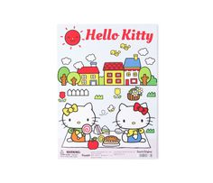 Hello Kitty Coloring Book: Picnic