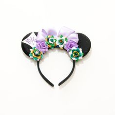 Alice in Wonderland Inspired Ears Are Perfect for Disneybounding